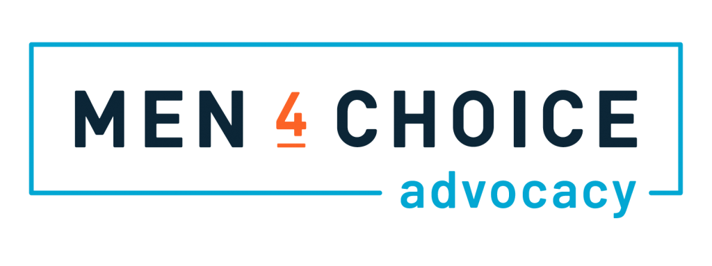 Men4Choice advocacy